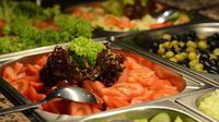 Croisière-Dîner buffet sur la Vltava