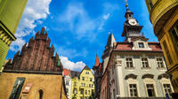 Jewish History Walking Tour of Prague