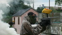 Prague Outdoor Paintball Experience