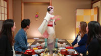 Maiko Performance and Traditional Kyoto Cuisine Experience Day Tour