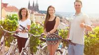 Prague Electric Bike Private Guided Tour