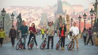 Prague Electric Scooter Tour