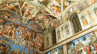 Exclusive Early Entrance Skip the Line Tour to Vatican Museum and Sistine C
