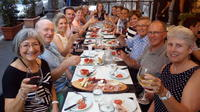 Jewish Ghetto and Navona Food  Wine and Sightseeing Tour of Rome