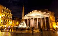 Rome by Night Walking tour Including Piazza Navona Pantheon and Trevi Fountain