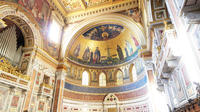 Afternoon Walking Tour of Holy Sites in Rome