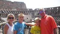 Colosseum and Roman Forum Tour for Kids and Families