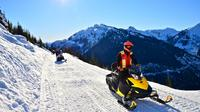 Whistler Wilderness Adventure Snowmobile Tour