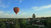 Burgundy Hot-Air Balloon Ride from Beaune