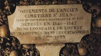 Catacombs of Paris Skip-the-Line Tour with Special Access