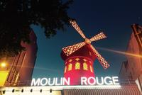 Marina de Paris Seine River Dinner Cruise and Moulin Rouge Show
