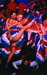 Marina de Paris Seine River Dinner Cruise and Moulin Rouge Show