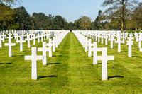 Escapada de un día a las playas del desembarco de Normandía con cementerio americano y almuerzo opcional