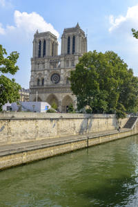 Paris City Tour with Seine River Cruise and Eiffel Tower Lunch