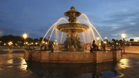 Paris Small-Group Tour : Evening Minibus Tour and Eiffel Tower with Skip-the-Line Entry