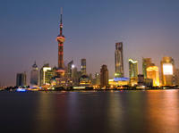 Chinese Acrobats and Shanghai Evening Tour