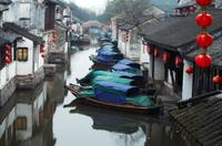 Suzhou And Zhouzhuang, Water Village Day Tour