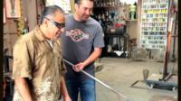 Glassblowing Beginners Class