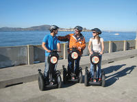 Alcatraz and Hills of San Francisco Segway Tour