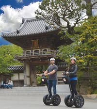 Private Segway Tour - Wharf & Hills of San Francisco