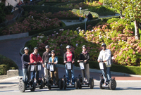 Advanced Lombard Street Segway Tour