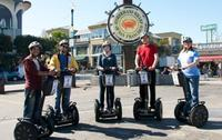 Wharf and Waterfront Mini-Segway Tour of San Francisco