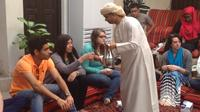 Authentic Emirati Cultural Meal and Talk in Old Dubai