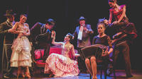 The Complete Tango Experience: Private Tango Lessons Plus Dinner and Show