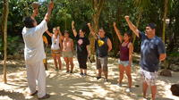 Ek Balam Tour Including Cenote Maya Visit from Cancun