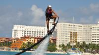 Hover Board Experience in Cancun