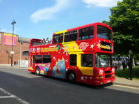 City Sightseeing Derry Hop-On Hop-Off Tour
