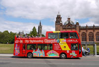 Glasgow City Hop-On Hop-Off Tour