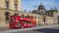 City Sightseeing Oxford Hop-On Hop-Off Tour