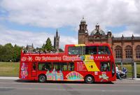 Glasgow City Hop-On Hop-Off Tour*