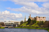 Inverness Castle and the City*
