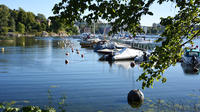 Stockholm City and Park 2-Hour Bicycle Tour