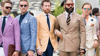 1-Day Personal Fashion Styling Course for Men