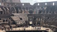 Colosseum Underground Tour with Arena Floor, Upper level, Roman Forum and P