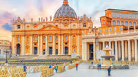 Guided Skip-the-Line Group Tour of the Vatican Museum and Sistine Chapel wi