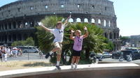 Skip the line Special kids Private Tour of Colosseum Roman Forum and Palatine Hill