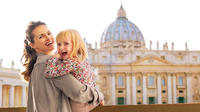 Skip the line Special Kids Private Tour of Vatican Museum and Sistine Chapel