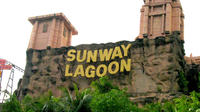 Day Trip Sunway Lagoon Theme Park with Round-Trip Transfer and Lunch