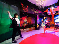 Madame Tussauds & Images of Singapore LIVE Admission Ticket