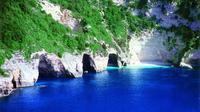 Paxos Blue Caves