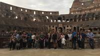 Half-Day Skip-the-Line Tour of the Colosseum with Entrance from the Arena