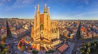 Private outdoors tour of Barrio Gotico and Sagrada Familia
