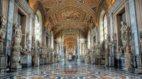 Supersaver: Early Bird Vatican Museums, Colosseum and Ancient Rome Guided T