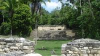 Day Trip to The Aguateca Archaeological Site