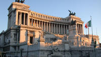 Private Half-Day Rome Tour with Professional English-Speaking Driver