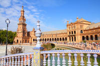 7-Day Spain Tour: Cordoba, Seville, Granada, Valencia, Barcelona and Zaragoza from Madrid